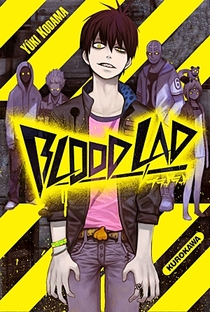 Blood Lad - Poster / Capa / Cartaz - Oficial 3