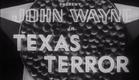 Texas Terror (1935) - John Wayne, Full Length Western Movie
