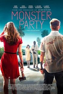 Monster Party - Poster / Capa / Cartaz - Oficial 1