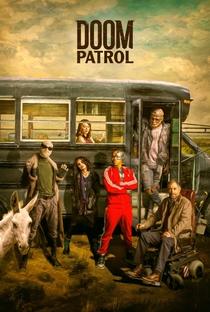 Patrulha do Destino (1ª Temporada) - Poster / Capa / Cartaz - Oficial 2