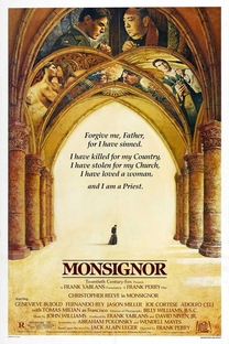 Monsenhor  - Poster / Capa / Cartaz - Oficial 1