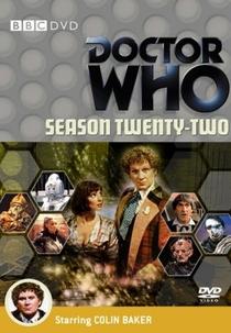 Doctor Who (22ª Temporada) - Série Clássica - Poster / Capa / Cartaz - Oficial 1