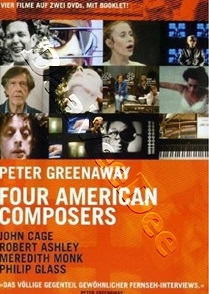 Four American Composers - Poster / Capa / Cartaz - Oficial 1