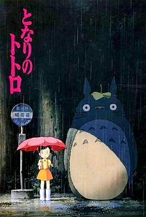 Meu Amigo Totoro - Poster / Capa / Cartaz - Oficial 8