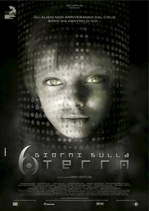 6 Giorni Sulla Terra - Poster / Capa / Cartaz - Oficial 1