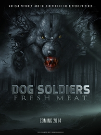 Dog Soldiers - Fresh Meat  - Poster / Capa / Cartaz - Oficial 1