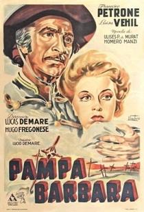 Pampa Bárbara - Poster / Capa / Cartaz - Oficial 1