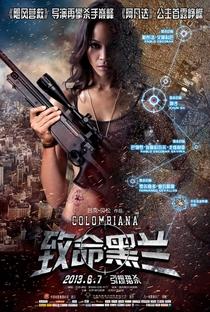 Colombiana - Em Busca de Vingança - Poster / Capa / Cartaz - Oficial 14