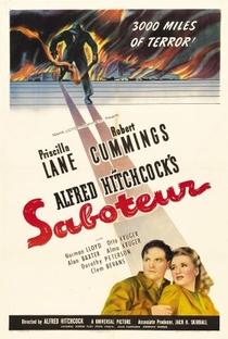 Sabotador - Poster / Capa / Cartaz - Oficial 2