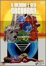 O Menino e seu Cachorro - Poster / Capa / Cartaz - Oficial 3