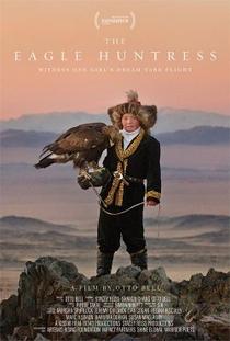 Uma Caçadora e Sua Águia - Poster / Capa / Cartaz - Oficial 1