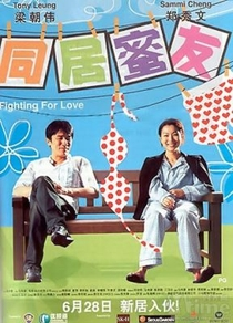 Fighting for Love - Poster / Capa / Cartaz - Oficial 1