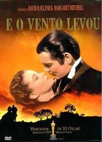 ...E o Vento Levou - Poster / Capa / Cartaz - Oficial 2