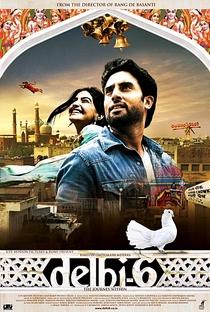 Delhi-6 - Poster / Capa / Cartaz - Oficial 1