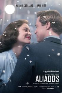 Aliados - Poster / Capa / Cartaz - Oficial 4