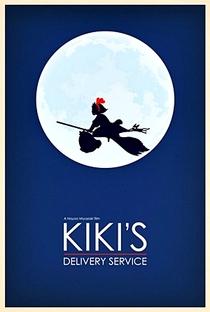 O Serviço de Entregas da Kiki - Poster / Capa / Cartaz - Oficial 6