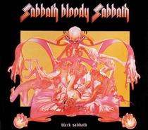 "Black Sabbath - ""Sabbath Bloody Sabbath"" - Poster / Capa / Cartaz - Oficial 1"