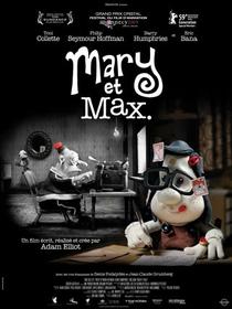Mary e Max: Uma Amizade Diferente - Poster / Capa / Cartaz - Oficial 1