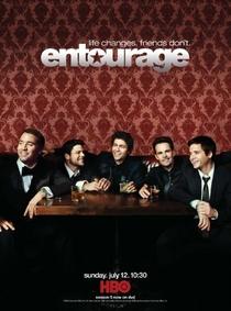 Entourage (6ª Temporada) - Poster / Capa / Cartaz - Oficial 1