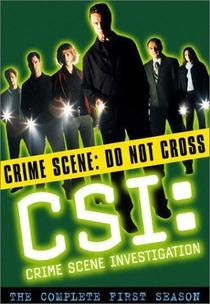 CSI: Investigação Criminal (1ª Temporada) - Poster / Capa / Cartaz - Oficial 1