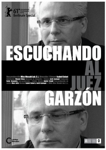 Ouvindo Ao Juiz Garzon - Poster / Capa / Cartaz - Oficial 1