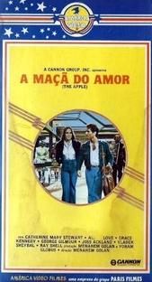 A Maçã Do Amor - Poster / Capa / Cartaz - Oficial 4