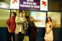 O Galinha Preta - Poster / Capa / Cartaz - Oficial 1