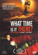 Que Horas São Aí?