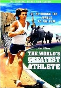 O maior atleta do Mundo - Poster / Capa / Cartaz - Oficial 1