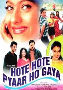 Hote Hote Pyaar Ho Gaya - Poster / Capa / Cartaz - Oficial 1