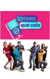Tomara que Caia (1ª Temporada) - Poster / Capa / Cartaz - Oficial 2