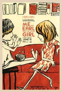 Eu, Você e a Garota Que Vai Morrer - Poster / Capa / Cartaz - Oficial 3