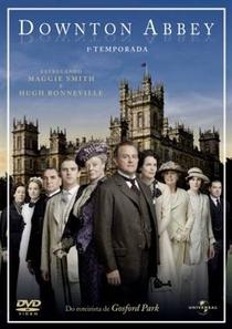 Downton Abbey (1ª Temporada) - Poster / Capa / Cartaz - Oficial 2