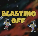 Tom and Jerry Blast Off to Mars!: Blasting Off (Tom and Jerry Blast Off to Mars!: Blasting Off)
