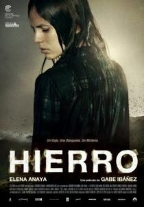 Hierro - Poster / Capa / Cartaz - Oficial 5