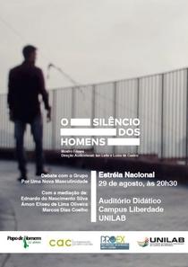 O Silêncio dos Homens - Poster / Capa / Cartaz - Oficial 1