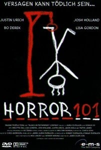 Horror 101 - Poster / Capa / Cartaz - Oficial 1