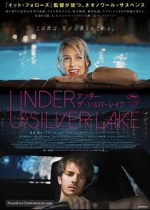 Under the Silver Lake - Poster / Capa / Cartaz - Oficial 5