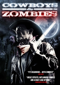 Cowboys & zombies - Poster / Capa / Cartaz - Oficial 1