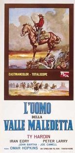 O Pistoleiro do Vale Maldito - Poster / Capa / Cartaz - Oficial 1