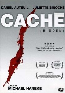 Caché - Poster / Capa / Cartaz - Oficial 4