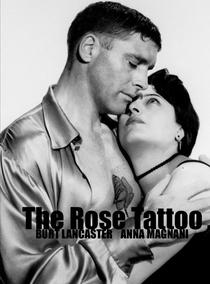 A Rosa Tatuada - Poster / Capa / Cartaz - Oficial 3