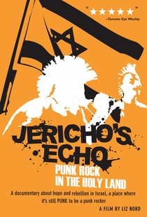 Jericho's Echo: Punk Rock in the Holy Land - Poster / Capa / Cartaz - Oficial 1