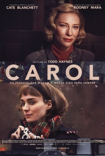 Carol - Poster / Capa / Cartaz - Oficial 14