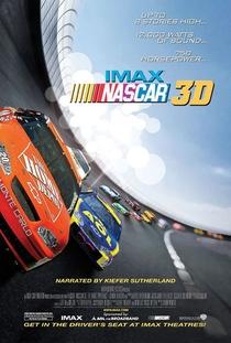 NASCAR 3D: The IMAX Experience - Poster / Capa / Cartaz - Oficial 1