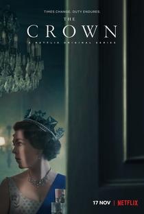 The Crown (3ª Temporada) - Poster / Capa / Cartaz - Oficial 3