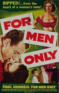 Só Para Homens - Poster / Capa / Cartaz - Oficial 1
