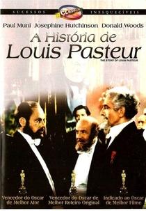 A História de Louis Pasteur - Poster / Capa / Cartaz - Oficial 3