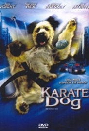Karate Dog - Poster / Capa / Cartaz - Oficial 1