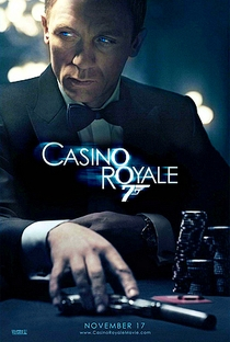 007 - Cassino Royale - Poster / Capa / Cartaz - Oficial 1